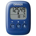 OMRON 歩数計(HJA-325) (27ブルー) 【MIZUNO】ミズノ ウォーキング 歩数計 (C6JMW525)*00