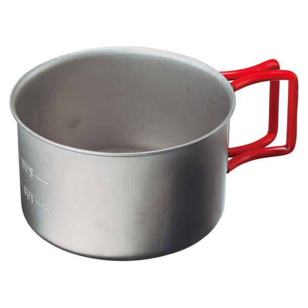 エバニュー チタンカップ400FD RED EBY265R