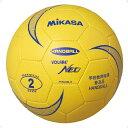ソフトハンドボール2号球【MIKASA】ミカサハントドッチキョウギボール(HVN220SB)*21
