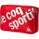 ランドリ-ポ-チ(S)【le coq sportif】ルコックサッカーグッズソノタ(qa695471-red)*19