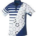 樂天商城 - T1812 ホシガラゲームシャツ【GOSEN】ゴーセンテニスゲームシャツ(t1812-17)*19
