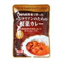 桜井食品 ベジタリアンのための根菜カレー(レトルト)中辛 200g(1人前)
