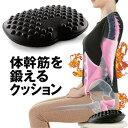 体幹 ダイエット クッション 体幹トレーニング トレーニング オフィス ダイエット器具 お腹周り エクササイズ 体幹筋 下腹 背中 ながら