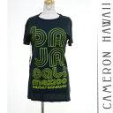 cameron hawaiiキャメロンハワイbajaTシャツ