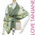 Love tanjane ラブタンジェインタイダイスカーフ