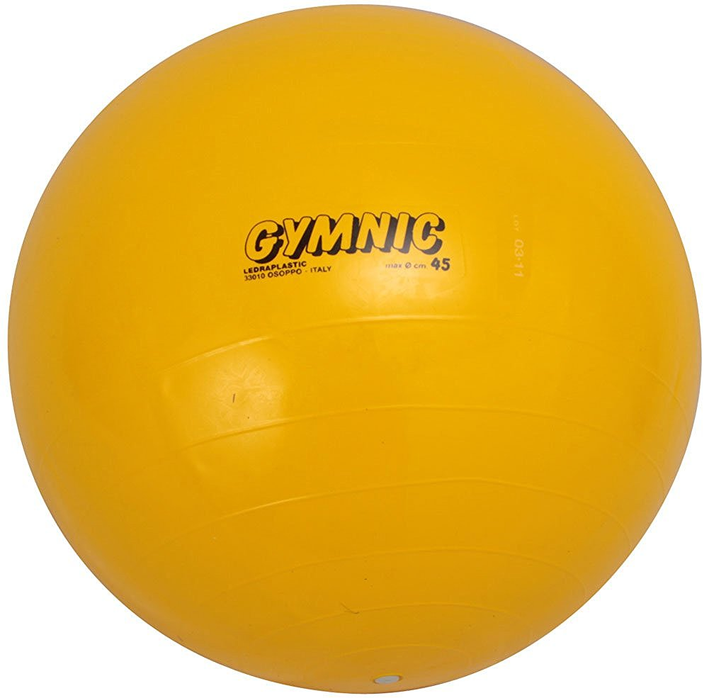 ギムニク バランスボール 45cm ギムニクボール ソフトギムニク ソフトジム バランスディスク バランスクッション フィットボール エクササイズボール ダイエット トレーニング エクササイズ ストレッチ 体操 ダイエット器具 腹筋 引き締め ダンノ DANNO D5430