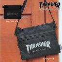 スラッシャー サコッシュ THRASHER THRSG-11...