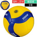 Mikasa ミカサ ネーム入り V300W チーム名+バレーボール5号 最新型検定球 マーキング