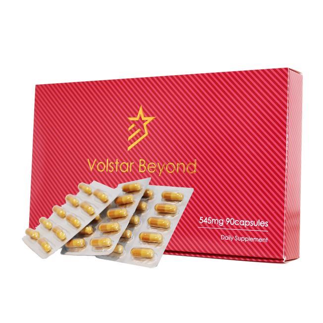 公式/自信増大サプリメントVolstarBeyond(ヴォルスタービヨンド)1箱[L−シトルリン/L