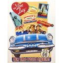 I LOVE LUCY アイラブルーシー ブリキ看板 メタルサインプレート アメリカン雑貨 アメリカ 雑貨 海外TVドラマ グッズ 看板