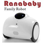 恵安 ファミリーロボット「Ranababy」 RB01-W【あす楽対応】【送料無料】