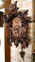 鳩時計 カッコー時計 掛時計 振り子時計 ウォールクロック ドイツ製 シュナイダー社 正規品 レトロ クロック 壁掛 鳩 時計 インテリア 高級 おしゃれ 店舗 お店 インテリア【送料無料】《シュナイダー社正規品》ドイツ製 カッコー時計