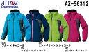 合羽 雨具 レインウェア全天候型レディースジャケット