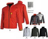 防寒服 防寒着 防寒ジャケットメガヒート ライトウォームジャケット 1826 (5L)WINTER CLOTHTS DESIGN(藤和) お取寄せ
