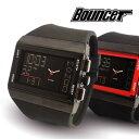 大人気腕時計ブランド!バウンサーからワイルドなアナデジ腕時計の登場です!バウンサー【BOUNCER】 腕時計 メンズ 2947