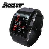 バウンサー デジタル 腕時計 メンズ BOUNCER SPORTS スポーツウォッチ 正規品 6300g【レビューを書いて】