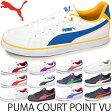 プーマ レディーススニーカー シューズ PUMA コートポイント VU SL BG 靴/ 357679