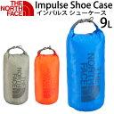 THE NORTH FACE シューケース シューズケース シューズバッグ メンズ レディース 男女兼用/Impulse Shoe Case ノースフェイス/NM61531