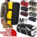THE NORTH FACE ベースキャンプ ダッフルバッグ ノースフェイス BCシリーズ ボストンバッグ バックパック アウトドア メンズ レディース かばん Mサイズ/NM81553