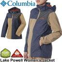コロンビア Columbia/レディース ウインドジャケット レイクパウエル2 ウィメンズジャケット 防寒着 アウター マウンテンパーカー アウトドアウェア 正規品 カジュアル 女性 /PL3626