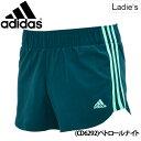 ランニングパンツ レディース アディダス adidas RESPONSE ショーツ 女性用 ジョギング マラソン トレーニング ジム ヨガ フィットネス スポーツウェア 短パン/EMG36