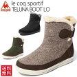 レディース ブーツ シューズ ルコック Le Coq Sportif スノーブーツ 靴/TELUNA BOOT LO/テルナブーツ LO/QFM-5406