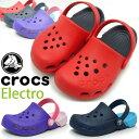 クロックス エレクトロ サンダル/子供用/ストラップサンダル/シューズ/靴/electro kids【RCP】05P04Aug13