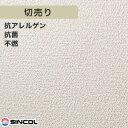 【壁紙】シンコール BB-1016 生のり付き機能性スリット壁紙 シンプルパックプラス切売り__ks-rbb1016