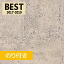 【壁紙】【のり付き】リアルな質感のコンクリート風 隠れ家的な大人のアクセント コンクリート・メタル調壁紙 シンコール __bb8443
