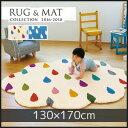 【ラグカーペット】東リ 高級ラグマット Innocence 130×170cm*TOR3627 TOR3628