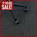 激安特価!安心の国産タイルカーペット 50cm×50cm ブラックストライプ SALE-0555__sale-0555