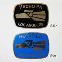【メール便OK】HECHO EN Los Angeles Sticker【Made in LA メイドイン ロサンゼルス】エチョ エン ロサンゼルス製 クロムタイプ シール..