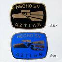 HECHO EN AZTLAN Sticker【Made in AZTLAN/メイド イン アストラン】エチョ エン/アストラン製/メキシコ/クロムタイプ/シー...