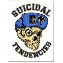 SUICIDAL TENDENCIES Flip cap S...
