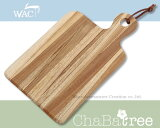 耐久性、耐水性に優れてたチークウッドを採用ChaBatree サービングボード レンラグルL
