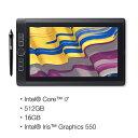 Intel® Core™ i7/ 512GB/ 16GB/ Intel® Iris™ Graphics 550