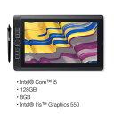 Intel® Core™ i5/ 128GB/ 8GB/ Intel® Iris™ Graphics 550