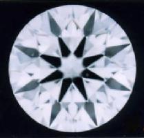 直輸入価格!!ダイヤモンドルース0.70ct. E-VVS1-3EX(H&C)中央宝石研究所(CGL)鑑定書付