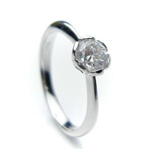 0.2ct.E-VVS2-3EX(H&C)PTプラチナ婚約指輪(エンゲージリング)ダイヤモンドリング、フラワータイプ(鑑定書付) ★セレブの輝き♪★★消費税込!送料・手数料無料!!★