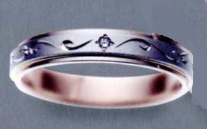 ★お買得情報があります!!★ NOCUR ノクル CN-031 マリッジリング 結婚指輪 ペアリング (1本)