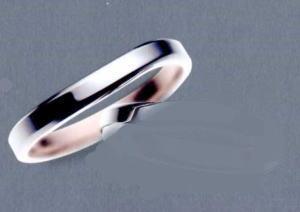 ★お買得情報があります!!★ NOCUR ノクル CN-034 マリッジリング 結婚指輪 ペアリング (1本) ★刻印、ケース、送料無料★