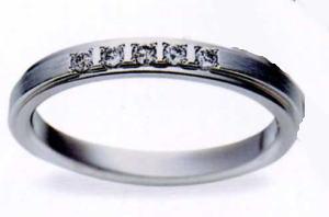 ★お買い得な情報があります!!★サムシングブルー Something Blue SC-872マリッジリング・結婚指輪・ペアリング(1本) ★お買い得価格の卸直営店 刻印 ケース 送料無料 消費税込★