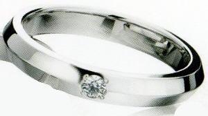 ★【卸直営店(お得な特別割引価格)はお問合せ下さい】★LAZARE DIAMOND【ラザールキャプラン・ラザールダイヤモンド】(2)LG004PT-999マリッジリング・結婚指輪・ペアリング用(1本) ★刻印、ケース、き手数料、送料無料。 消費税込★