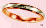 ★【卸直営店(お得な特別割引価格)はお問い合わせ下さい★Angerosa(アンジェローザ)(30)AR-510(L), PT900/K18PGマリッジリング、結婚指輪、ペアリング用(1本)