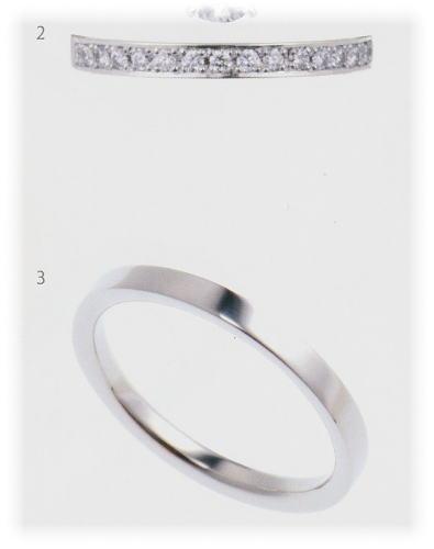 結婚指輪(マリッジリング)L-1 2本セット【当店のオリジナル製品】 ★刻印、ケース、き手数料、送料無料。 消費税込★
