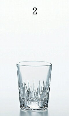 東洋佐々木ガラスショットグラス ナック・フェザーHS P-01105-2