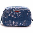 Cath Kidston キャスキッドソン ポーチ CC BX COSMETIC BAG WASHED ROSE