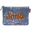 Cath Kidston キャスキッドソン ポーチ SIMPLE POUCH ASHBOURNE BUNCH