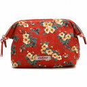 Cath Kidston キャスキッドソン ポーチ F C BAG MAYFIELD BLOSSOM SMALL