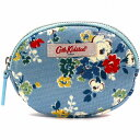Cath Kidston キャスキッドソン 小銭入れ OVAL COIN PURSE CLIFTON ROSE